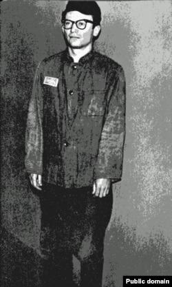 Андрей Амальрик в лагере