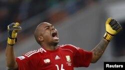 Вратарь сборной ЮАР рад – первый мяч чемпионата мира забила его команда