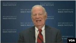 Джеймс Бейкер, колишній держсекретар США