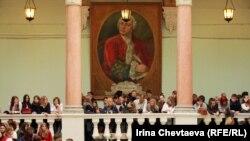 Մոսկվայի Մ․Լոմոնոսովի անվան համալսարանը, արխիվ