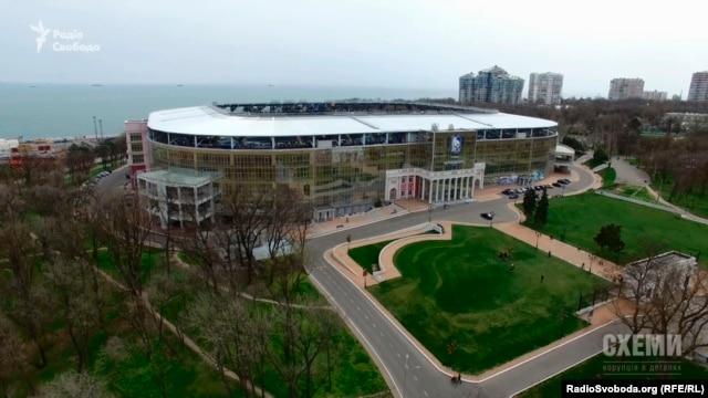 Яка доля чекає на стадіон «Чорноморець» – невідомо