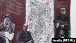 Удмурт республикасының 1920 ел харитасы