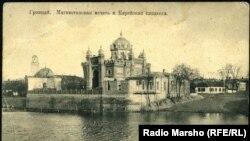 Нохчийчоь -- Соьлж-ГIалара синагога, 1937