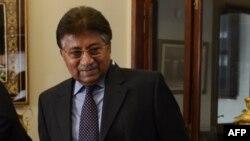Первез Мушарраф, Пәкістанның бұрынғы президенті. 29 желтоқсан 2013 жыл