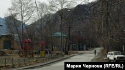 Город Слюдянка в Иркутской области