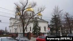 Кафедральный соборсвятого князя Александра Невского в Симферополе