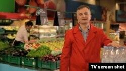 Ministar Jerko Ivanković Lijanović u spotu kampanje 'Kupujmo domaće'