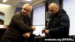 Алег Гулак і Валянцін Стэфановіч