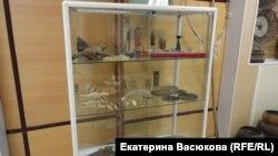 Витрина, подаренная американцами. Сикачи-Алян, Хабаровский край
