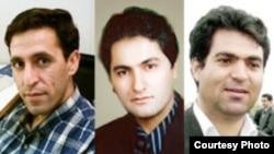 Yaqub Salekiniya, Saleh Kamrani və Əbdüllah Abbasi