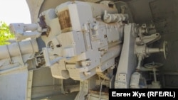 130-мм орудия Б-13 были сняты с эсминца «Бойкий»