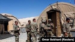Trupat amerikan në Afganistan
