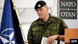 Голова Військового комітету НАТО генерал Кнуд Бартелс