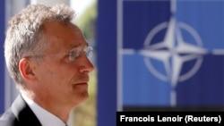 НАТО-н куьйгалхо Столтенберг Йенс.