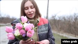 "The separatists would tell Maria Varfolomeyeva that she had ""resort conditions"" in her captivity. ""As if, when you don't get beaten up, that's a resort,"" she said."