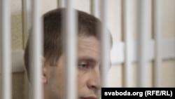 Зьміцер Даронін, суд, 12 траўня 2011 года