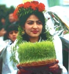 Iranian New Year 1387 Celebrations