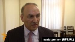 Armenia -- Gagik Khachatrian, Armenian Minister of Finance, undated