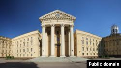 Будынак КДБ у Менску, ілюстрацыйнае фота