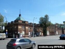 На вуліцах Іркуцку