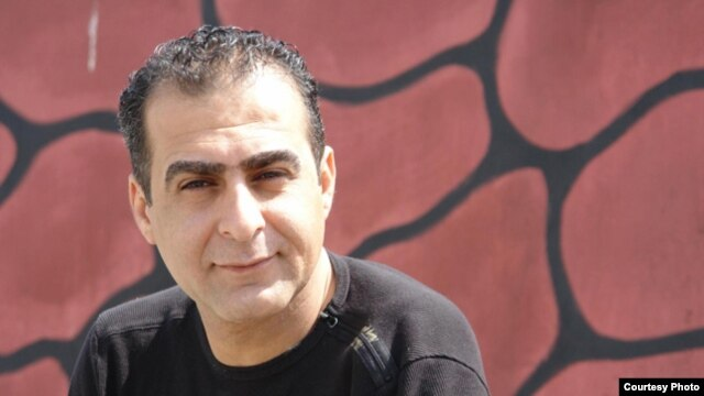 Filmmaker Behrouz Ghobadi, younger brother of Bahman, following his release from prison on security charges. Amnesty International led a campaign calling for his release.