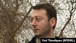 Глава ингушского отделения РПР-ПАРНАС Магомед Хазбиев