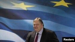Нынешний министр финансов Греции