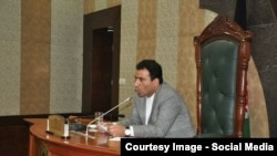 محمد آصف صدیقی معاون دوم مشرانو جرگه افغانستان