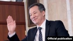 Kyrgyz ombudsman Bakyt Amanbaev