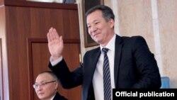 Бакыт Аманбаев акыйкатчы болуп 2013-жылы октябрда шайланган