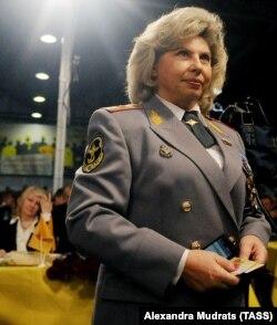 Уповноважений з прав людини в Росії Тетяна Москалькова (архівне фото)