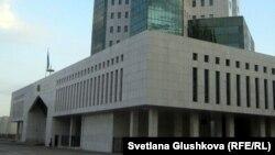 Астанадағы үкімет үйі