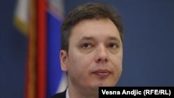 Aleksandar Vučić, zamenik predsednika SNS