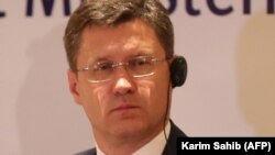 الکساندر نواک، وزیر انرژی روسیه