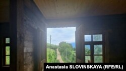 Georgia -- Adjara, Gobroneti village, Zebur Bolkvadze, 28July2020