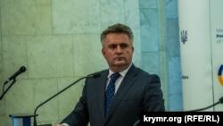 Сергій Кислиця, представник Міністерства закордонних справ України
