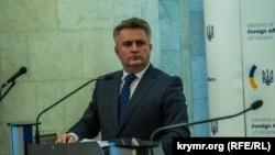 Заместитель министра иностранных дел Украины Сергей Кислица