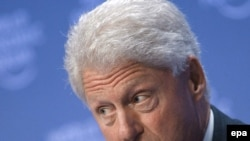 Former U.S. President Bill Clinton (file photo)
