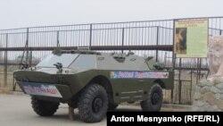 Агитационный броневик Олега Зубкова