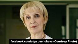 Доктор Ольга Демичева