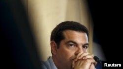 Kryeministri i Greqisë, Alexis Tsipras.