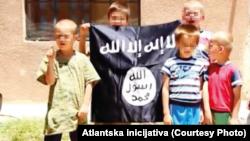 Djeca iz BiH u Siriji, Izvor Atlantska inicijativa