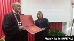 Priznanje Nataši Kandić