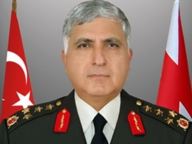 New Turkish Chief of the General Staff, General Necdet Ozel