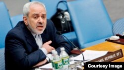 Mohammad Javad Zarif is Iran's former envoy to the United Nations.
