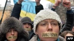 Kiev, 17 janar 2014.