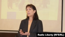 پاتریشا گاسمن یکی از مسئولان ارشد سازمان دیدبان حقوق بشر