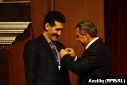 Президент бүләкли