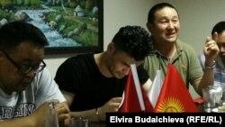 Түркиядагы кыргызстандык мигранттар.
