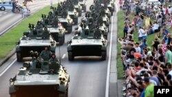 Vojna parada u Zagrebu